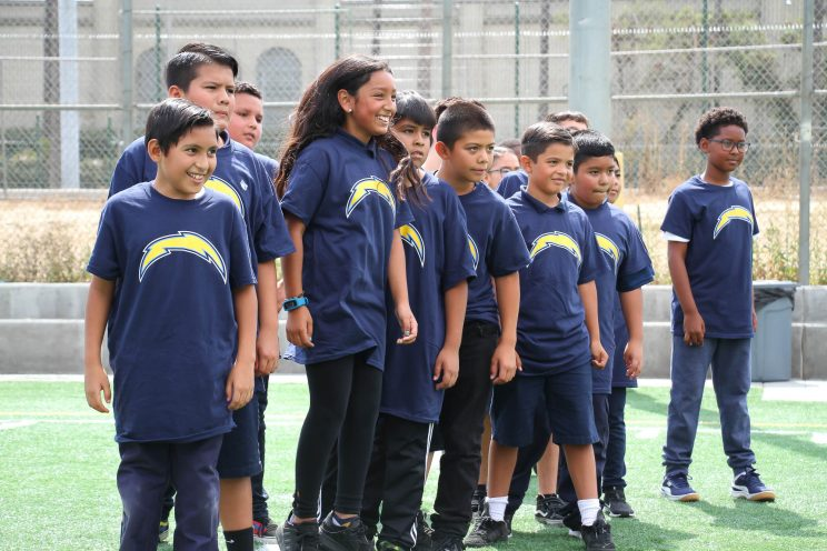 Los Angeles Chargers Play60 Blitz