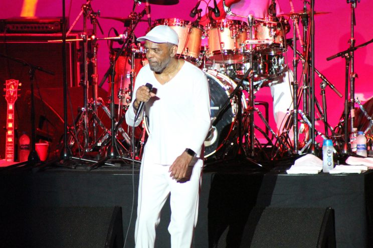 Maze featuring Frankie Beverly in concert