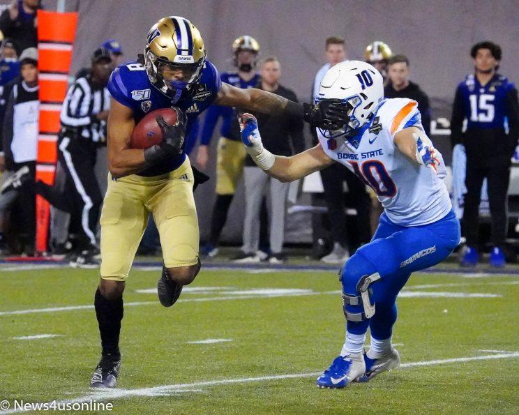 Las Vegas Bowl: Washington versus Boise State