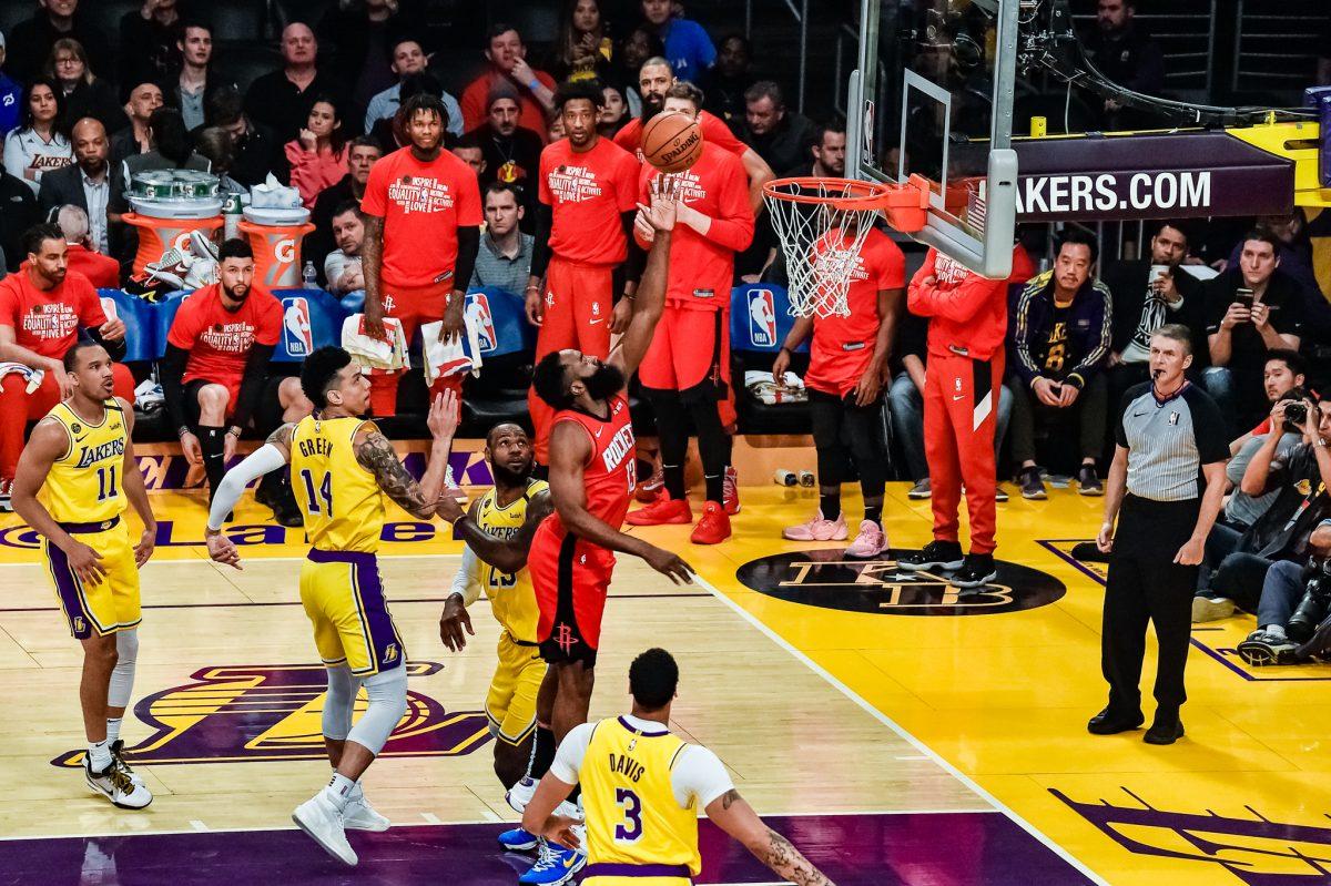 Houston Rockets James Harden