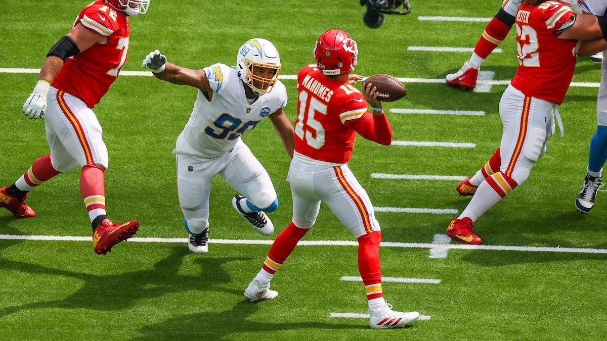 Joey Bosa Los Angeles Chargers