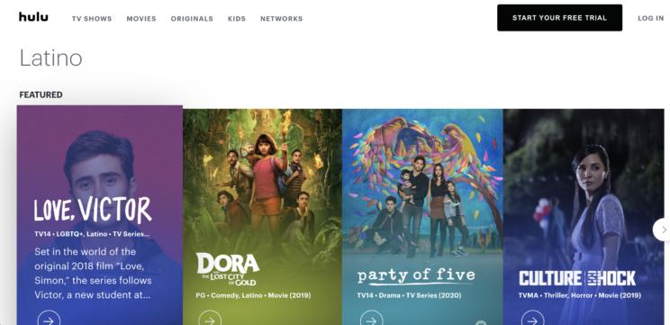 Hulu - Latino