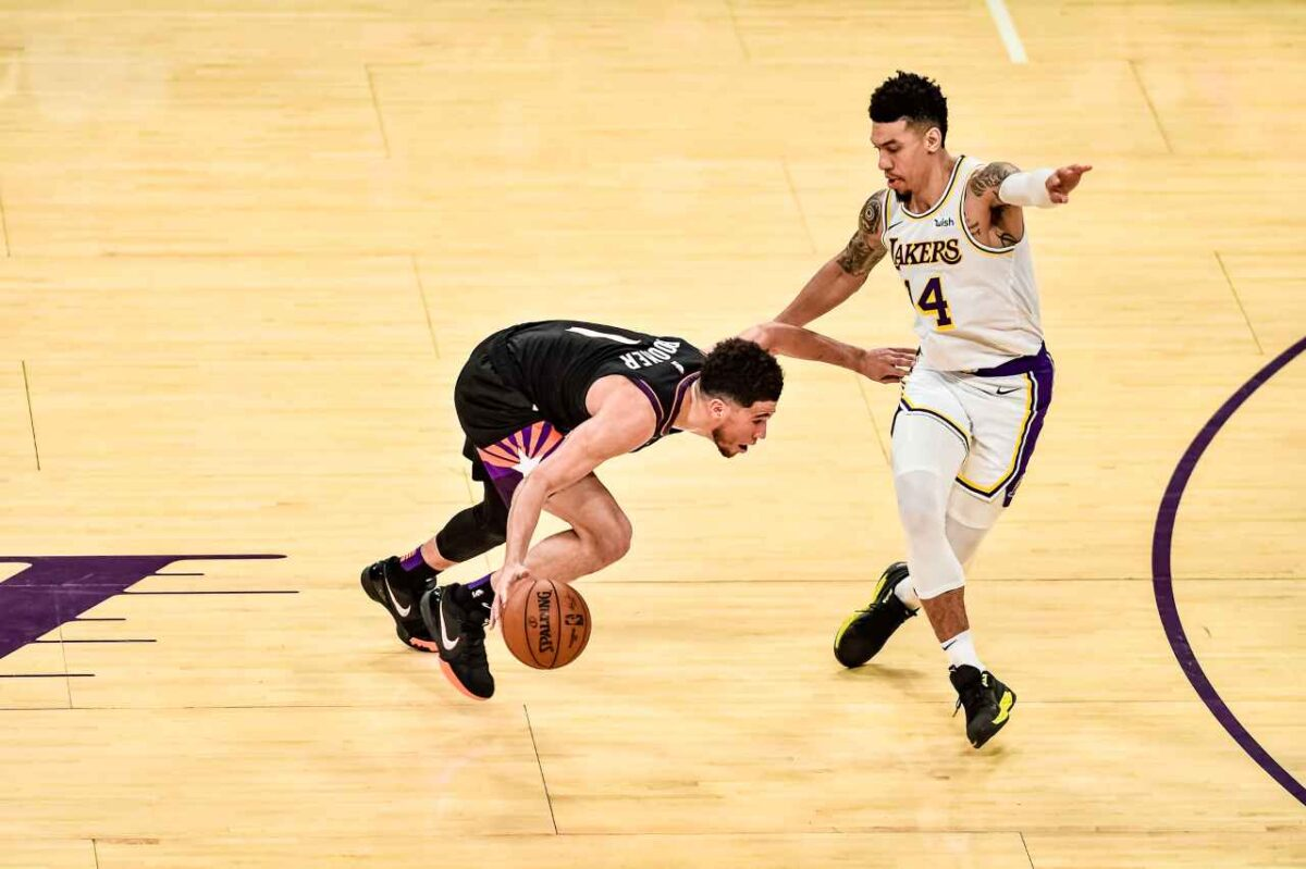 Danny Green Los Angeles Lakers