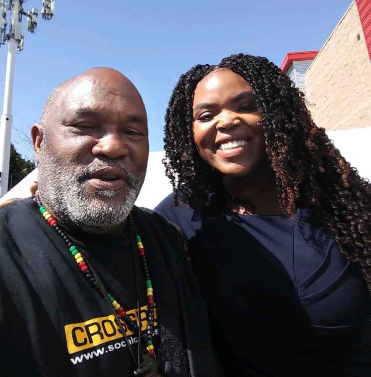 Compton Mayor Asa Brown