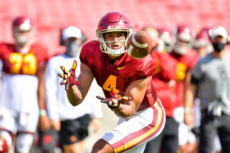 USC Trojans summer camp